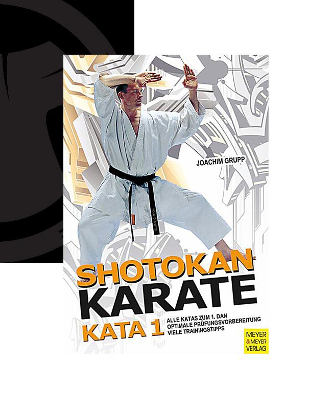 Buch, Shotokan Karate - KATA 1