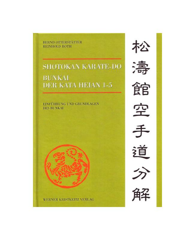 Buch, Shotokan Karate Do, Bunkai Kata Heian1-5