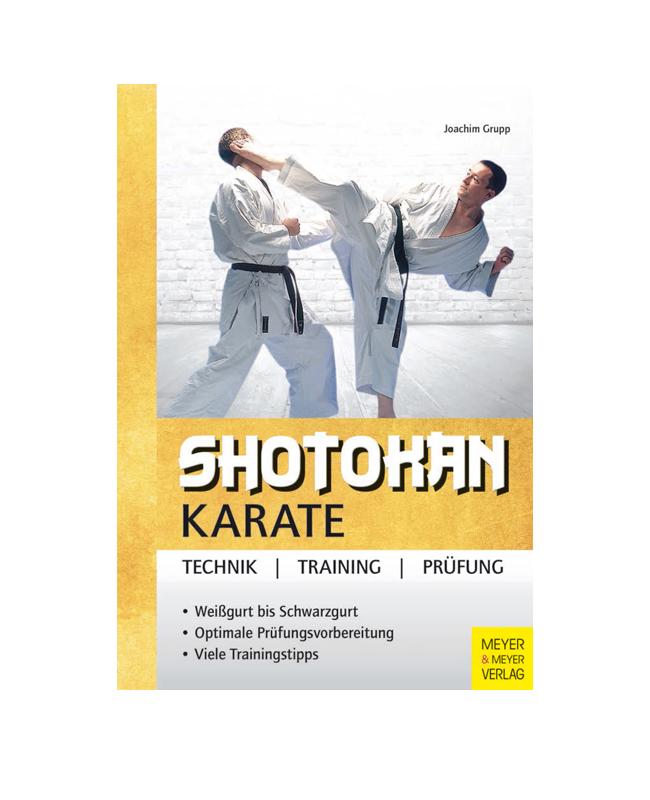 Buch Shotokan Karate - Technik Training Prüfung