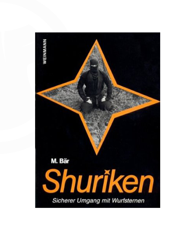 Buch, Shuriken-Sicherer Umgang mit Wurfsternen