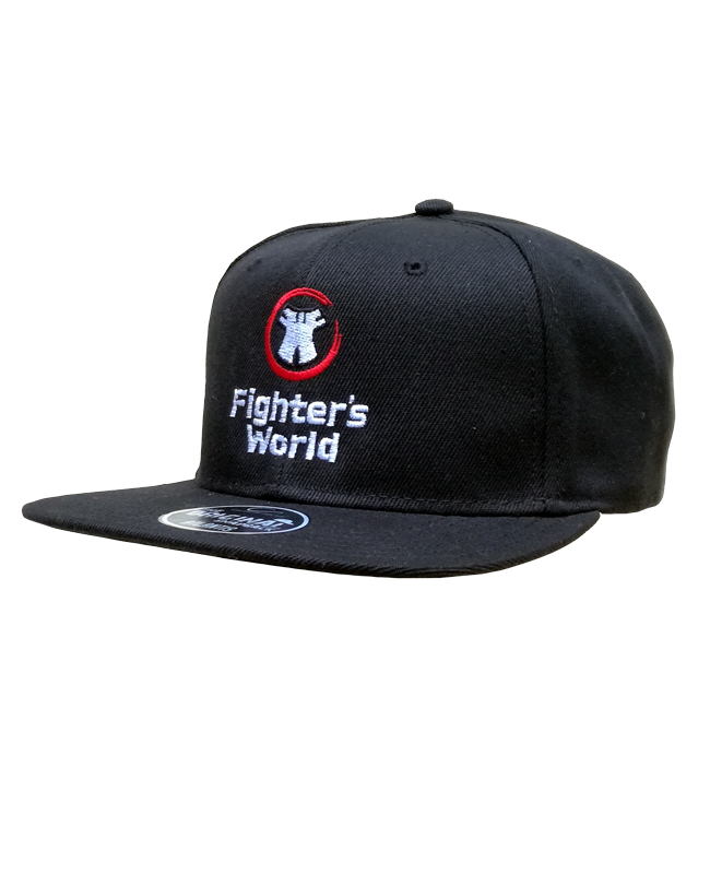 FIGHTERSWORLD SnapBack Cap nero Prämienartikel