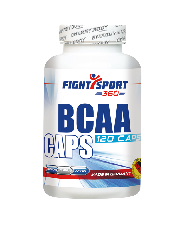 Fightsport 360 BCAA Caps Nahrungsergänzung