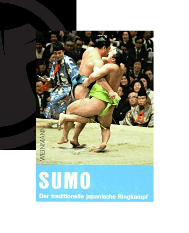 Buch, Sumo traditioneller  jap.Ringkampf