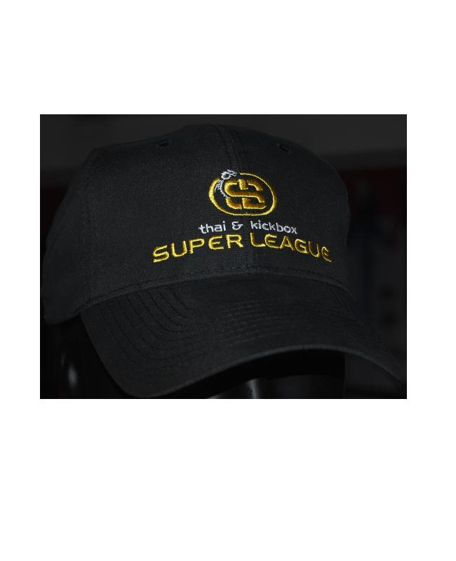 Superleague Kappe schwarz one size