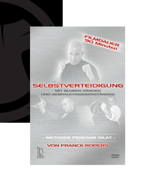 DVD, Selbstverteidigung mit bloßen Händen und Gebrauchsgegenständen IP 40