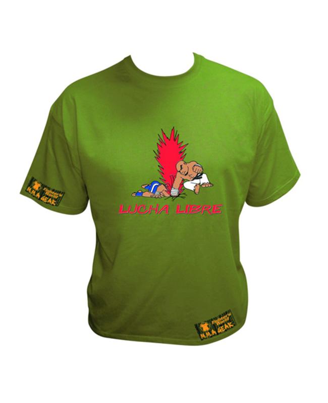 T-Shirt MMA Lucha Libre, Gr. M M