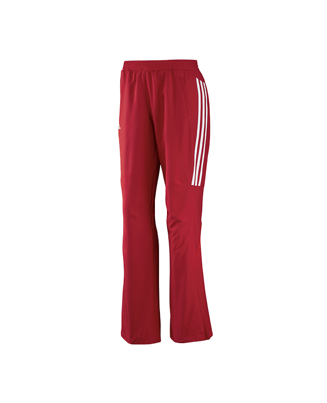 adidas T12 Team Pant WOMAN Gr.48 rot XL adi X13418 48
