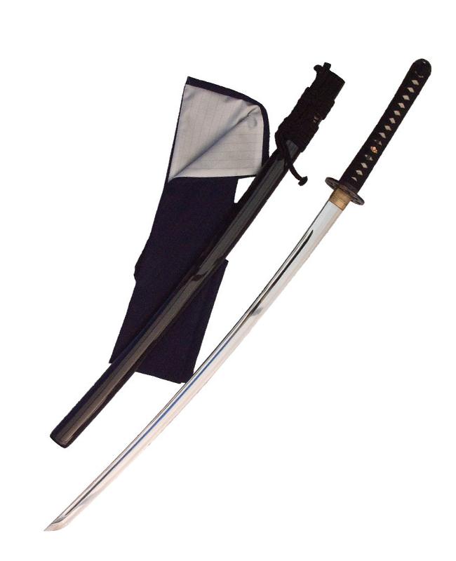 Trainingsschwert T5 Iaito mit stumpfer Klinge