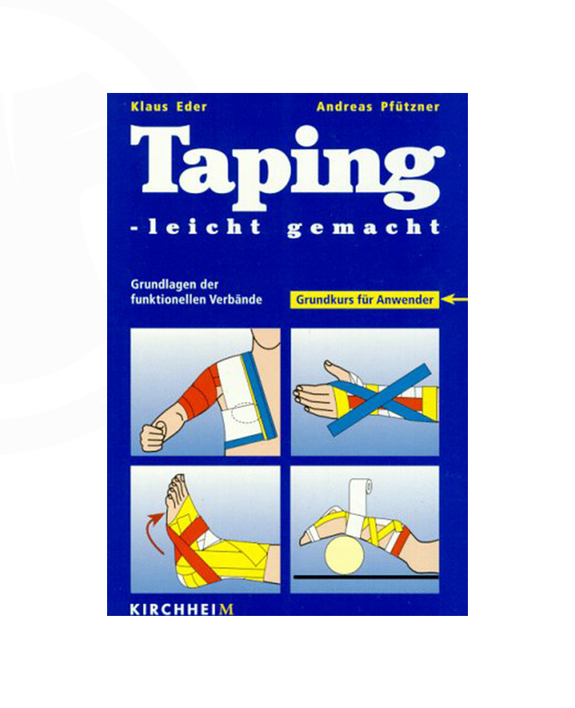 Buch, Taping leicht gemacht