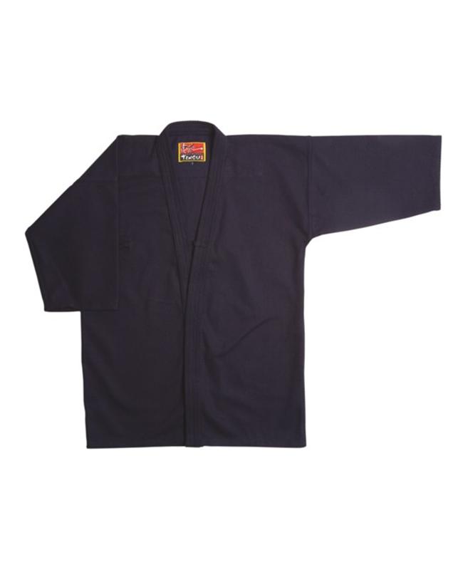 Tengu Kendo Jacke Navy Blue Single KG1
