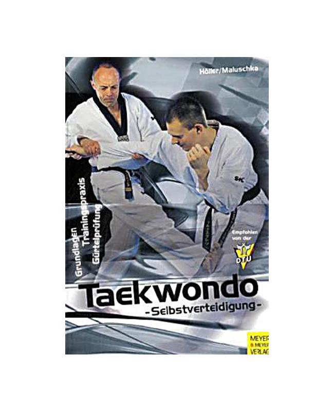 Buch, Taekwondo Selbstverteidigung