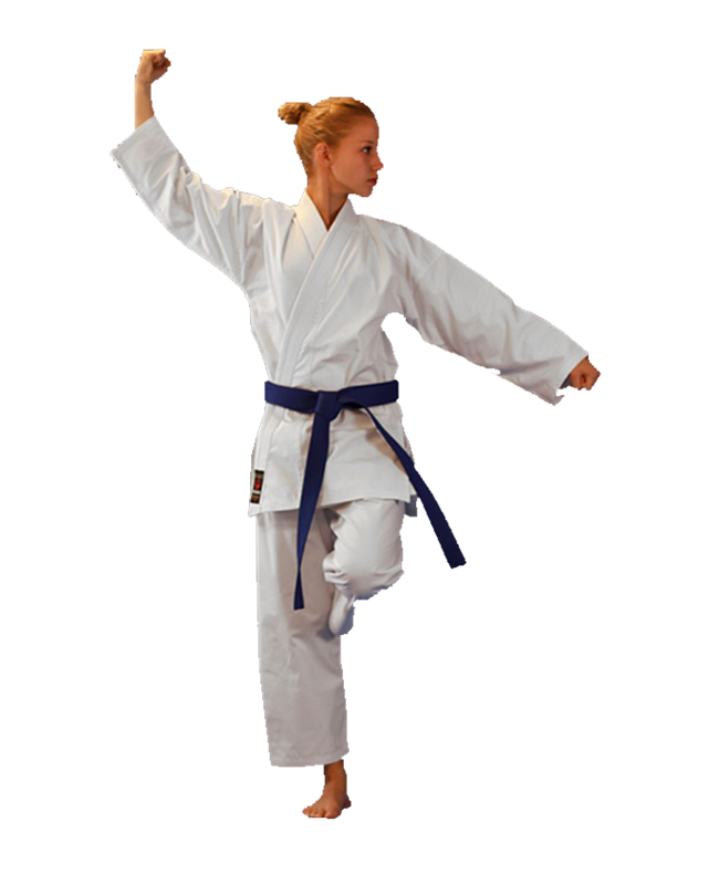 Tokaido Nissaka Karateanzug weiß