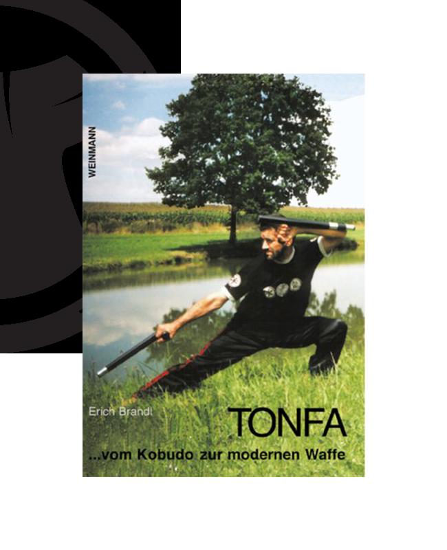 Buch, Tonfa, vom Kobudo zur modernen Waffe