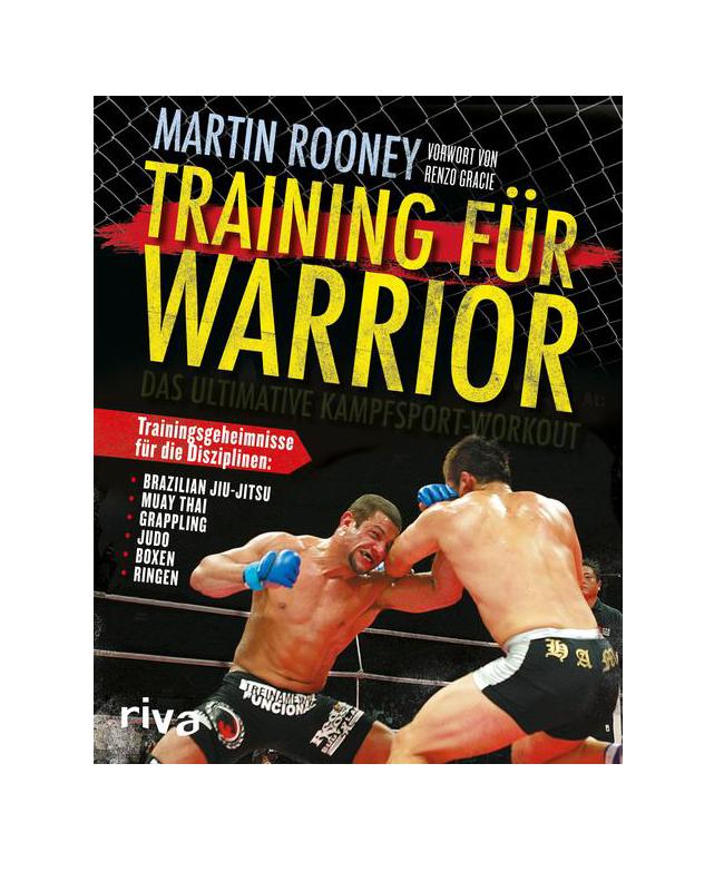 Buch Training für Warrior - Das ultimative Kampfsportworkout