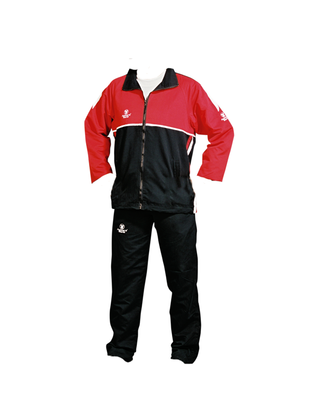 Trainingsanzug Red Strike  M M