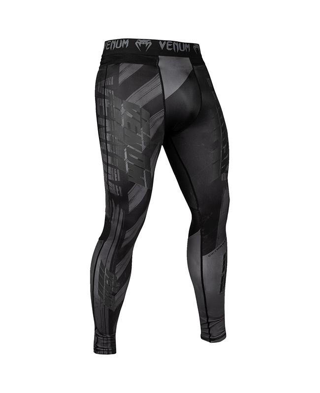 Venum AMRAP Spats schwarz/grau 03695-109