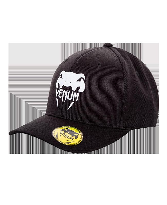 Venum Logo Cap schwarz 1396-BC