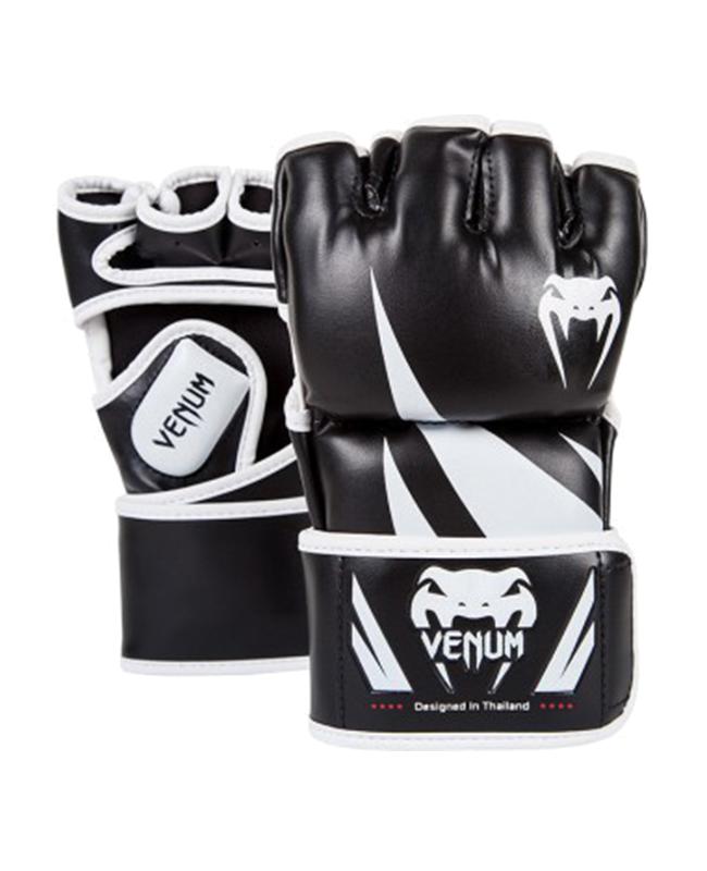 Venum Challenger MMA Handschuhe Gr. schwarz Skintex 0666