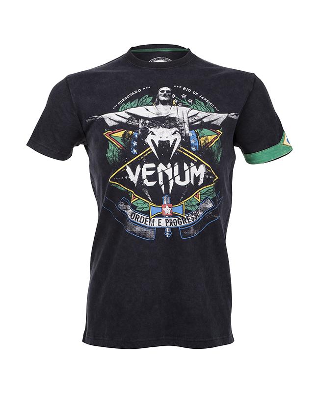 VENUM T-Shirt Rio Spirit schwarz 0897