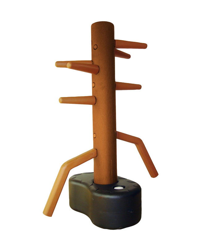 Wing Chun Dummy Wooden Man Kunststoff