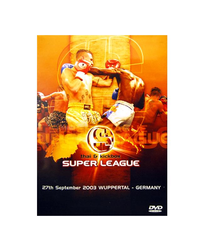 DVD, Muay Thai Superleague Wuppertal