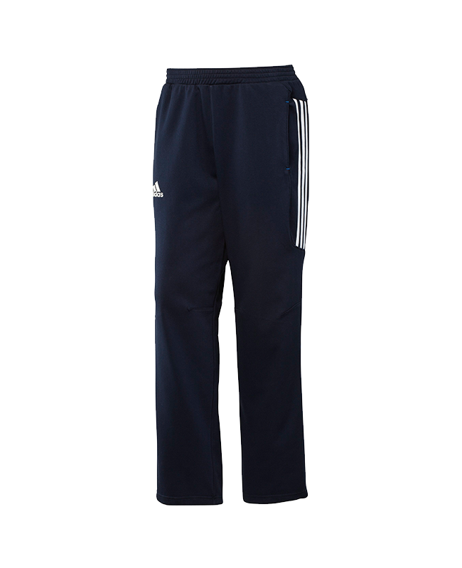 adidas T12 Teamwear Sweat Pant men Gr.08 blau L adi X12913 08
