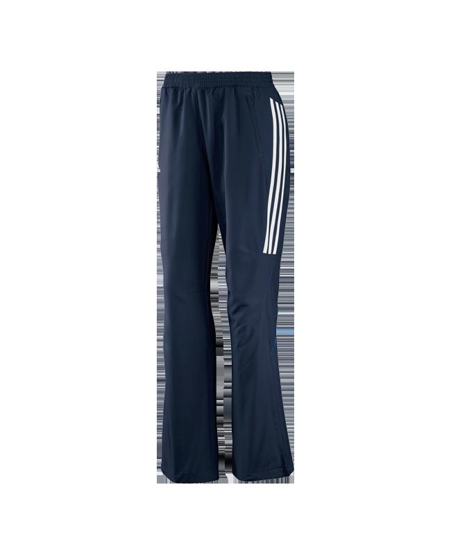 adidas T12 Team Pant WOMAN Gr.46 blau +L adi X13419 46