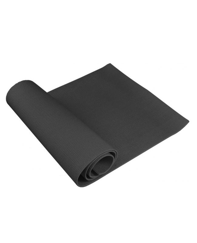 yoga matte schwarz 1 7m x 0 6m dicke 6 mm fightshop. Black Bedroom Furniture Sets. Home Design Ideas
