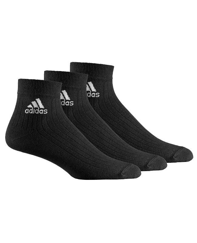 adidas Socken schwarz T Corp Ankle 3p AA2286