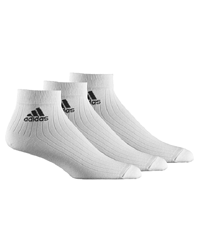 adidas Socken weiß T Corp Ankle 3p AA2285