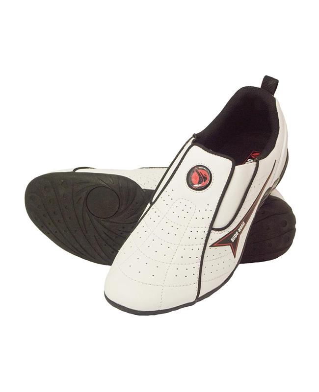 Budo Nord Taekwondo Schuhe Zendai weiss Gr. 38 EU38