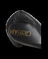 adidas Hybrid 200 Boxhandschuhe gold/schwarz adiH200 (Bild-2)