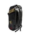 adidas Sporttasche PU JUDO schwarz/gold adiACC051J (Bild-2)