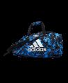 adidas Sporttasche Rucksack 2 in 1Bag size L blau/silber camo ADIACC058MA (Bild-2)