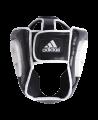 adidas Kopfschutz Training, schwarz/rot/weiß adiBHG022 (Bild-2)