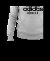 adidas Community Hoodie Boxing grau adiCHB (Bild-2)