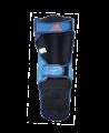 adidas Schienbein Ristschutz  Speed Super Pro S/M  metallic blau adiGSSM011 (Bild-2)
