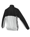 adidas T16 Team JKT YOUTH Jacke 128 schwarz/weiss AJ5322 (Bild-2)