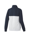 adidas T16 Team JKT WOMEN Jacke XL blau/weiss AJ5327 (Bild-2)