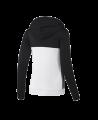 adidas T16 Hoody WOMEN schwarz/weiss AJ5404 (Bild-2)