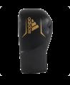 adidas Boxhandschuhe Speed 200 schwarz gold 12oz adiSBG200 (Bild-2)
