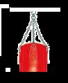 "adidas Boxsack Heavy Leather Puching Bag ""Fatter"", gefüllt adiBAC16 (Bild-2)"