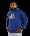 adidas Community Hoodie Judo blau  XL (Bild-2)