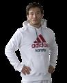 adidas Community Hoodie Karate weiß S adi (Bild-2)
