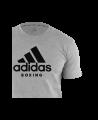 adidas Community T-Shirt Boxing grau adiCTB (Bild-2)