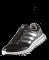 adidas T16 Schuhe Core Duramo 7 m UK7,5 EU41 1/3 schwarz/silber/grau B33550 (Bild-2)