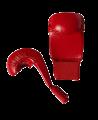 adidas Karate Faustschutz Training small shape rot 661.11 (Bild-2)