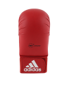 adidas Karate Faustschutz WKF, rot (Bild-2)