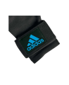 adidas Innenhandschuh Super Inner Glove Gel elastic ADIBP021-2 schwarz/blau (Bild-2)
