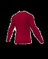 adidas TECHFIT Langarm TF BASE LS rot AJ5015 Compression Shirt (Bild-2)